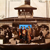 PAUPERS  - Ellis Island (60s Byrds style) CD