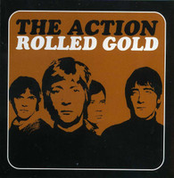 ACTION  - Rolled Gold  (remastered  60's  garage w beautiful booklet ) CD