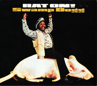 SWAMP DOGG -Rat On!  LAST COPIES -1971 SOUTHERN SOUL CLASSIC-RED VINYL Ltd ed of 250  w liner notes flier -LP