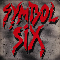 SYMBOL SIX - ST-w unreleased photos ,80s Posh Boy material  LP