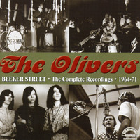 OLIVERS - Beeker Street: The Complete Recordings 1964-71  U.S. psych  w 8 bonus tracks -   CD