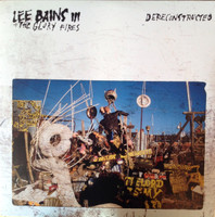 BAINS, LEE - Dereconstructed (GREAT Alive artist with second release)LP