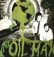 JARVIS STREET REVIEW  - Mr Oil Man  (70s acid  psych) CD
