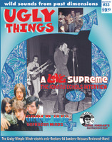 UGLY THINGS  - #33 - LOVE's JOHNNY ECHOLS - Books/Mags