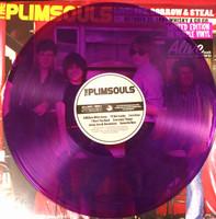 PLIMSOULS -Live! Beg, Borrow & Steal- ltd to 200 purple vinyl LP