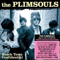 PLIMSOULS -Beachtown Confidential (LIVE 1983 features 4 BONUS TRACKS)CD