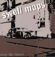 SWELL MAPS -  Sweep the Desert (70s legends)-CLASSIC BLACK VINYL LP