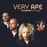 VERY APE - Kosher Boogie - (overlooked classic rock from Sweden ) CD