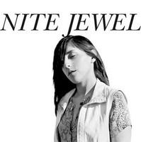NITE JEWEL-  It Goes Through Your Head (80s R&B STYLE) LTD ED- LP