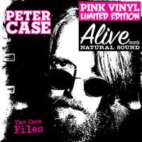 CASE, PETER - The Case Files - PINK vinyl ltd ed LAST COPIES- LP