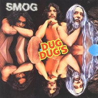 DUG  DUGS - Smog (70s Mexican psych! ) mini-LP replica jacket CD