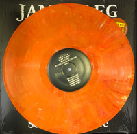 JAMES LEG (BLACK DIAMOND HEAVIES) Solitary Pleasure - WHISKEY BROWN VINYL*  PLUS POSTER -