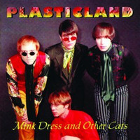 PLASTICLAND - Mink Dress and Other Cats (post punk psych)CD