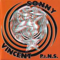 VINCENT, SONNY  - P.I.N.S. (Ltd ed DBL CD with 40 page booklet, 3D plus glasses.   W OFFSPRING, DAMNED, MC5, BLONDIE TELEViSION, DEAD BOYS, DOLLS, ETC)CD