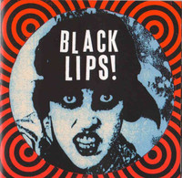 BLACK LIPS - S/T - the banned from sale back cover- WAREHOUSE FIND last copies.   CD