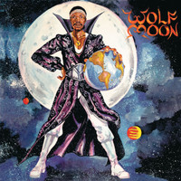 WOLFMOON- ST -  LAST COPIES OF FIRST PRESSING!   DELUXE  GATEFOLD COVER Ltd Ed of 100 PURPLE HAZE vinyl w new liners by Swamp Dogg - -