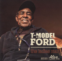 T MODEL FORD - The Ladies Man- 180 GRAM LP