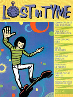 LOST IN TYME  - Vol 5  with CD  -Downliners Sect ,Thee Fourgiven  and more ( 60s style )-Books/Mags