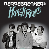 NERVEBREAKERS- Hijack the Radio -Vol 15 of America's lost 70s punk Rock Nuggets -180 gramLP