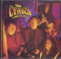 CYNICS  - Learn To Lose  ( 60s style garage )-   CD