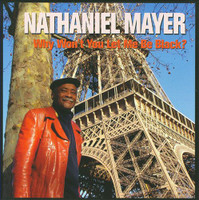 MAYER, NATHANIEL -Why Won't You Let Me Be Black (with the Black Keys)CD