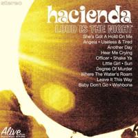 HACIENDA - Loud is the Night (prod by DAN OF THE BLACK KEYS ) CD