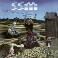 SSM (Szymanski, Shettler, Morris) Prod by Dan Auerbach from the BLACK KEYS! -  Break Your Arm For Evolution -   CD