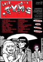 LOST IN TYME  - Vol 3 PLUS CD - Nov 2006  Books/Mags