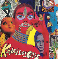 KALEIDOSCOPE - St ( MEXICAN  rare 60s  psych) Comes in cardboard sleeve with paper innersleeve.  -   CD