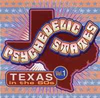 PSYCHEDELIC STATES- TEXAS In The 60's VOL 1-COMPCD