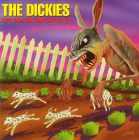DICKIES - Dogs From The Hare That Bit Us (77 L.A. punkers) PROMO CD