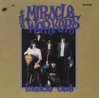 MIRACLE WORKERS - Inside Out LAST COPIES! CD