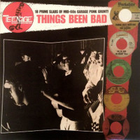 TEENAGE SHUTDOWN - Vol 03- Things Been Bad -18 Prime Slabs of Mid-60s Garage Punk Grunt!-COMPLP