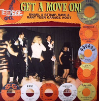 TEENAGE SHUTDOWN - Vol 07- Get A Move On!!! - COMPLP