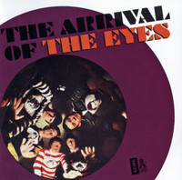 EYES , THE - Arrival of the (24 page booklet, photos  60s garage ) CD