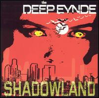 DEEP EYNDE - Shadowland  SALE  (  Duane Peter's label, SOCAL PUNK ) - CD