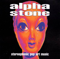 ALPHA STONE (SPACEMEN 3) Stereophonic Pop Music - CD