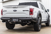 Raptor A2 Series Rear Bumper