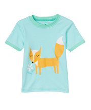 Blue Fox Shirt