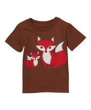 Two Foxes Shirt