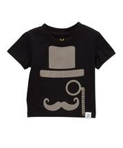 Black Mustache Shirt