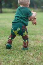 Camo Deer Leggings
