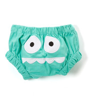 Blue Monster Bloomers