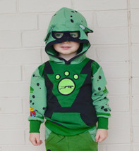 Wild Kratts Cheetah Power Suit 3D Hoodie