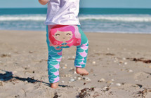 Mermaid Cotton Leggings