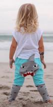 Shark Cotton Pants
