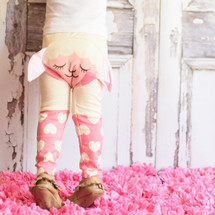 Lamb Cotton Pants