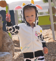 Cow 3D Hoodie