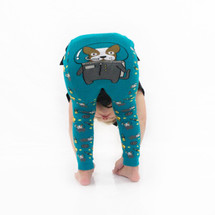 Astro Dog Cotton Leggings
