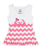 Pink Monster Tunic